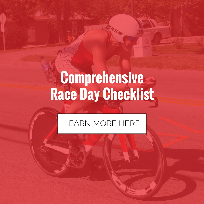Track Cat Fitness - Race Day Checklist