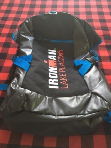 Ironman Lake Placid back Pack